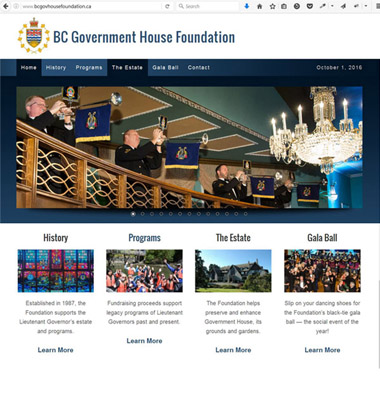 Link to BC Government House Foundation website (bcgovhousefoundation.ca) website
